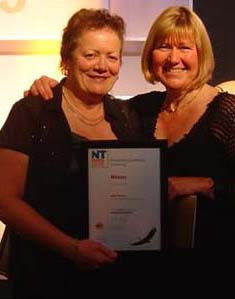 Nursing Times Midwifery Services Award 2005